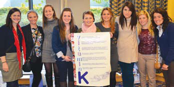 Concurrent talks a success for midwives